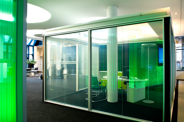 Intelligens üveg / Smart glass